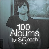 Amazon 100 Albums $5 Each MP3 Music CDs