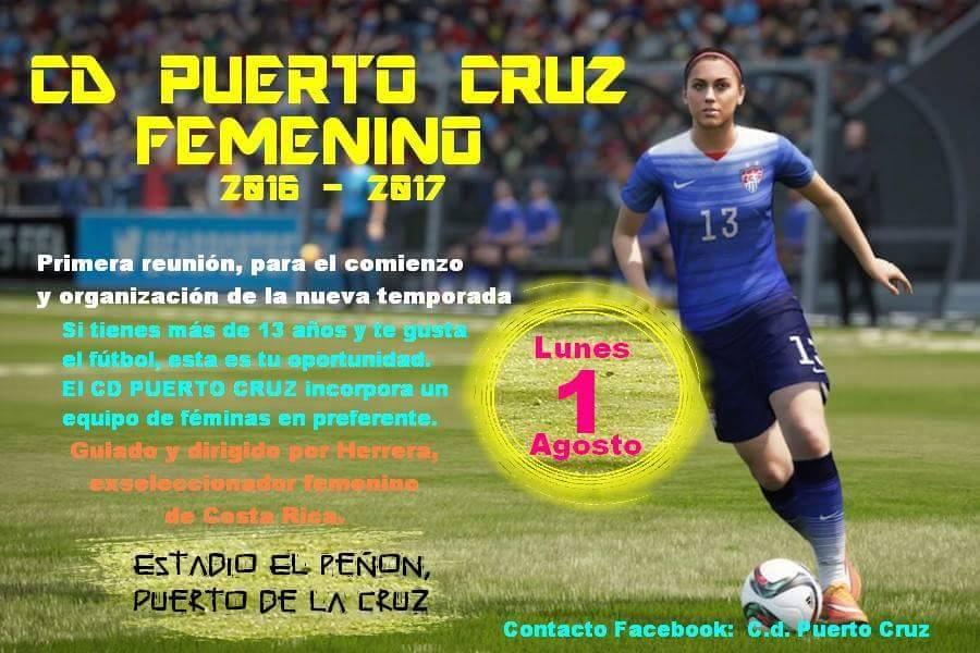 CD Pto Cruz FEMENINO