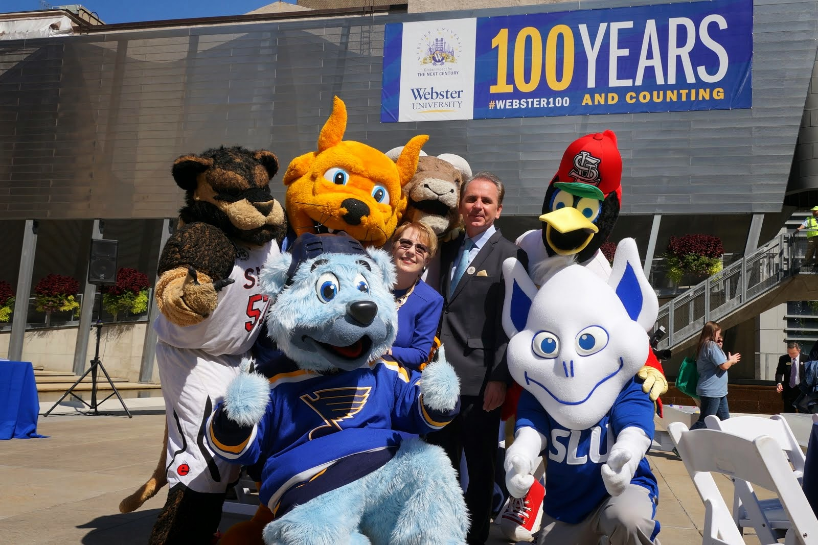 Webster University Centennial Celebration