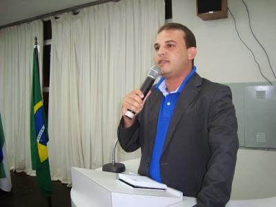 Vereador Max de Zé de Toinho parabeniza organizadores e coordenação de divulgação da festa do padroeiro de Ribeirópolis.
