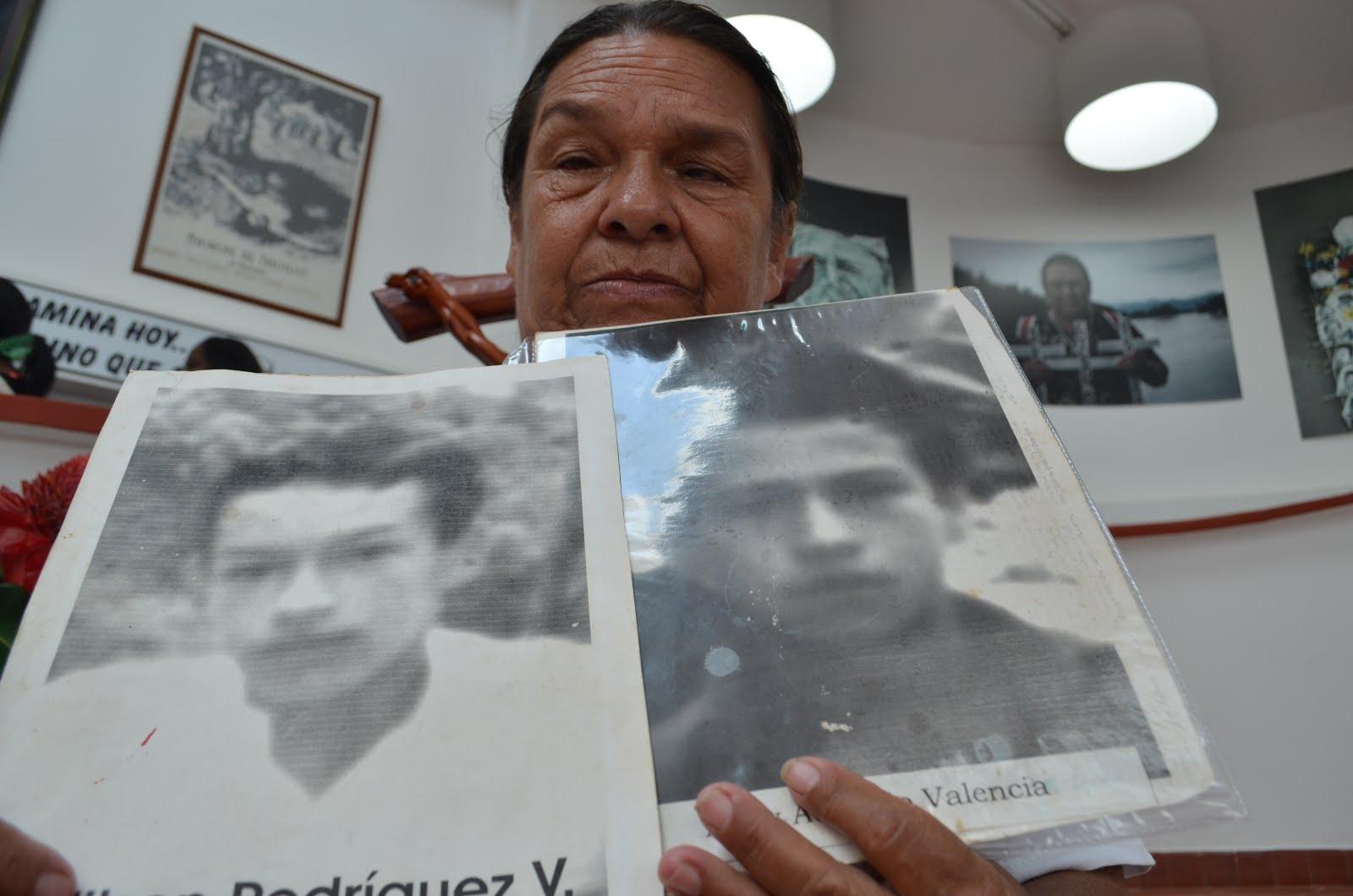 SERIE: MASACRE DE TRUJILLO. 26 AÑOS DESPUÉS, PERDÓN CON IMPUNIDAD