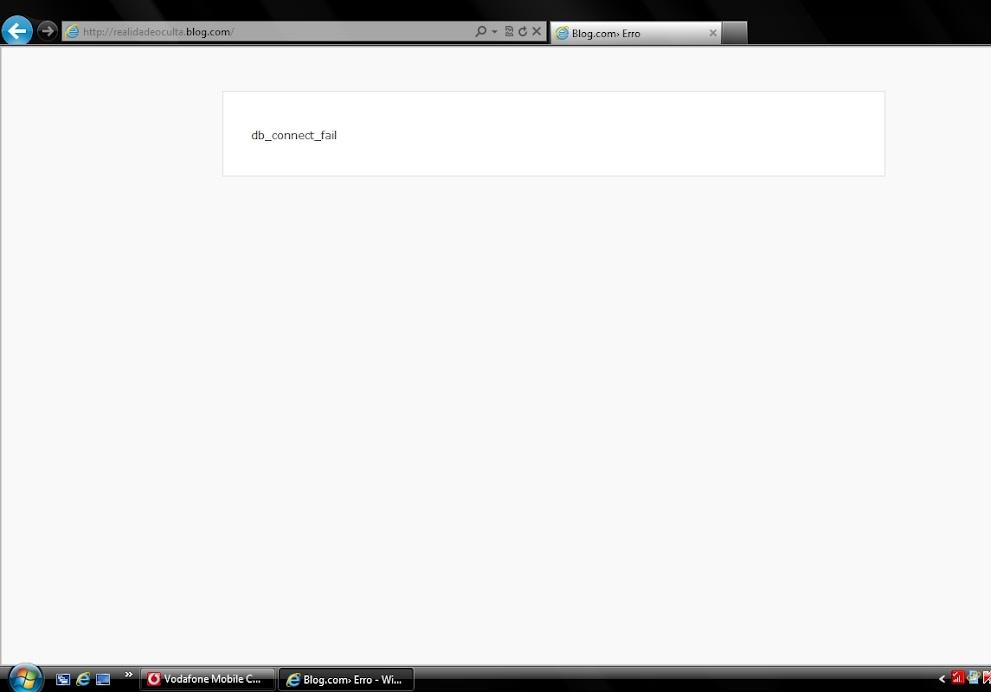 Blog censurado ?