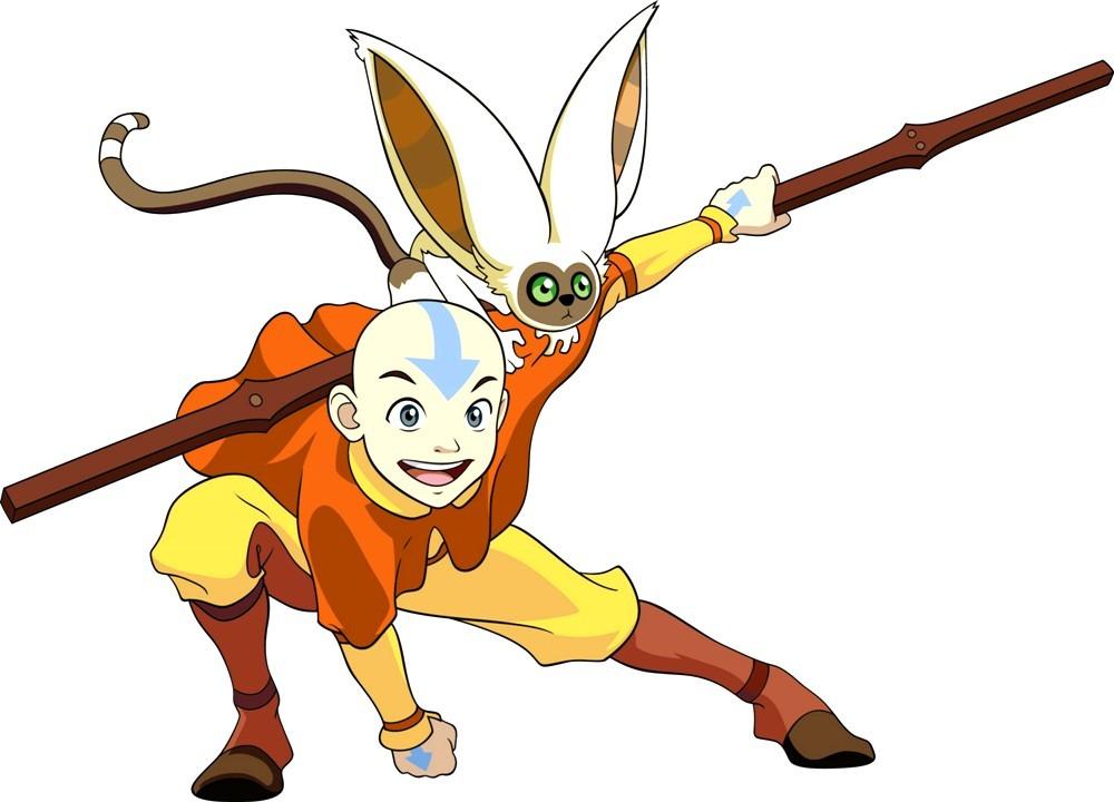 Avatar, The Last Airbender, Gambar kartun 4