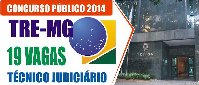 Apostila Concurso TRE-MG 2014 - Técnico Judiciário