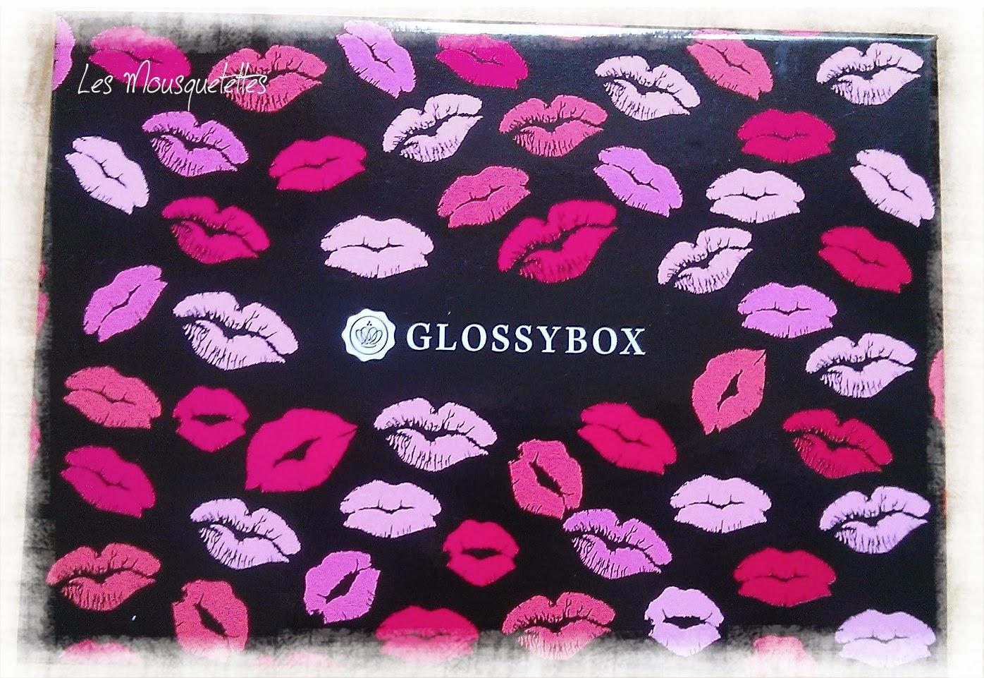 Glossybox Février 2014 - Les Mousquetettes©