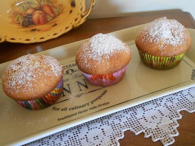 muffins dal cuore nutelloso