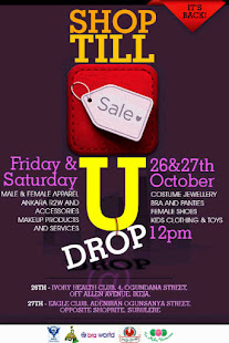 Shop Till U Drop Sale!!!