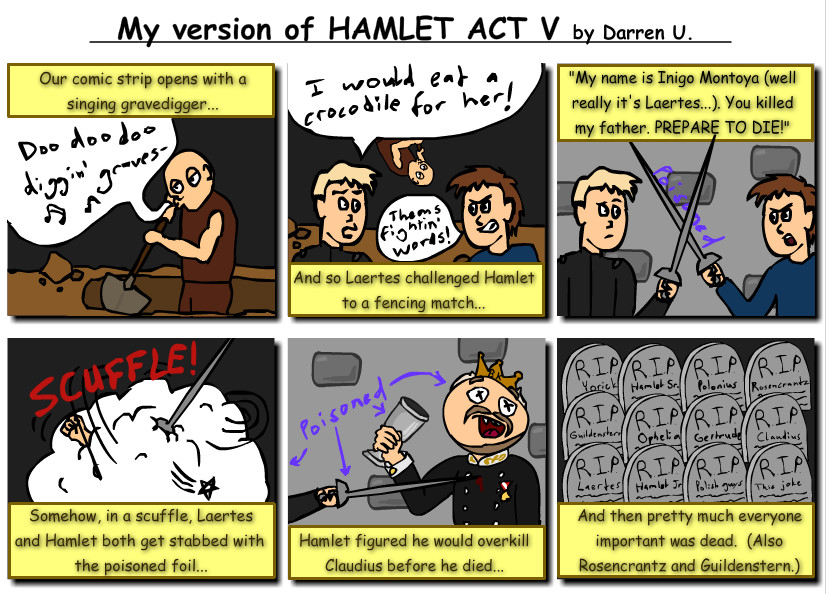 hamlet act 5 This page contains the original text of hamlet act 1, scene 5 shakespeare's original hamlet text is extremely long, so we've split the text into one scene per page all acts and scenes are listed on theoriginal hamlet text page, or linked to from the bottom of this page act 1, scene 5 another part of the platform.