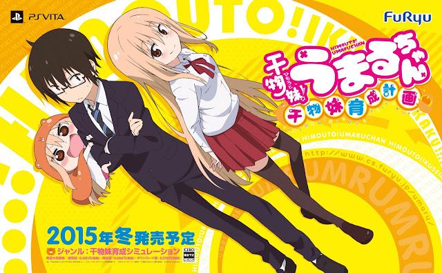 Himouto Umaru-Chan Game