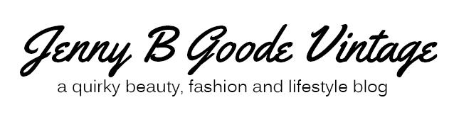 Jenny b Goode Vintage