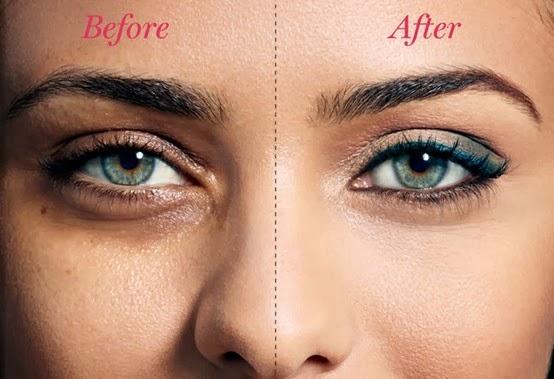 Makeup to cover up dark circles under eyes