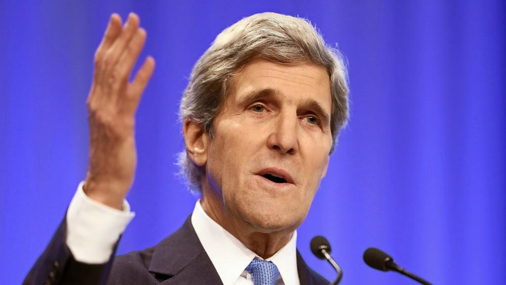 John Kerry (Credit: World Economic Forum) Click to Enlarge.