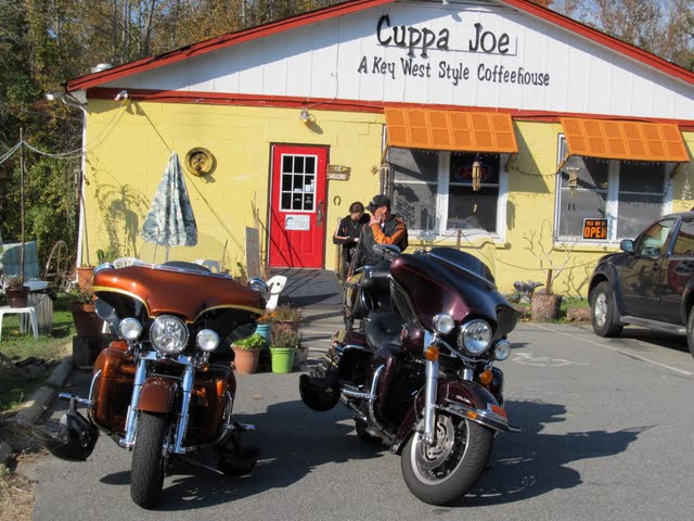 Little Coffee Shop On The Way Up A Key West Style House Near Palmyra VA This Brought Back Some Memories Of Our Trip Together To Real