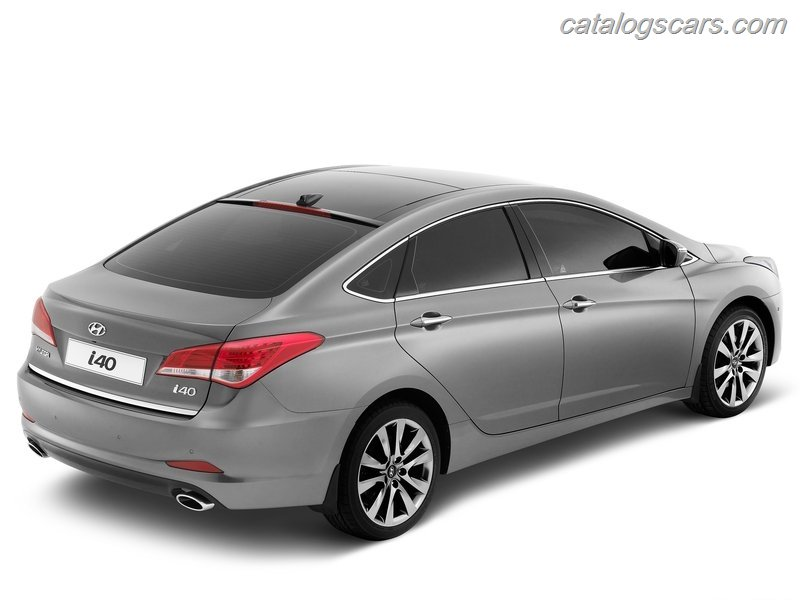 ��� ����� ������� I40 2014 - ���� ������ ��� ����� ������� I40 2014 - Hyundai i40 Photos