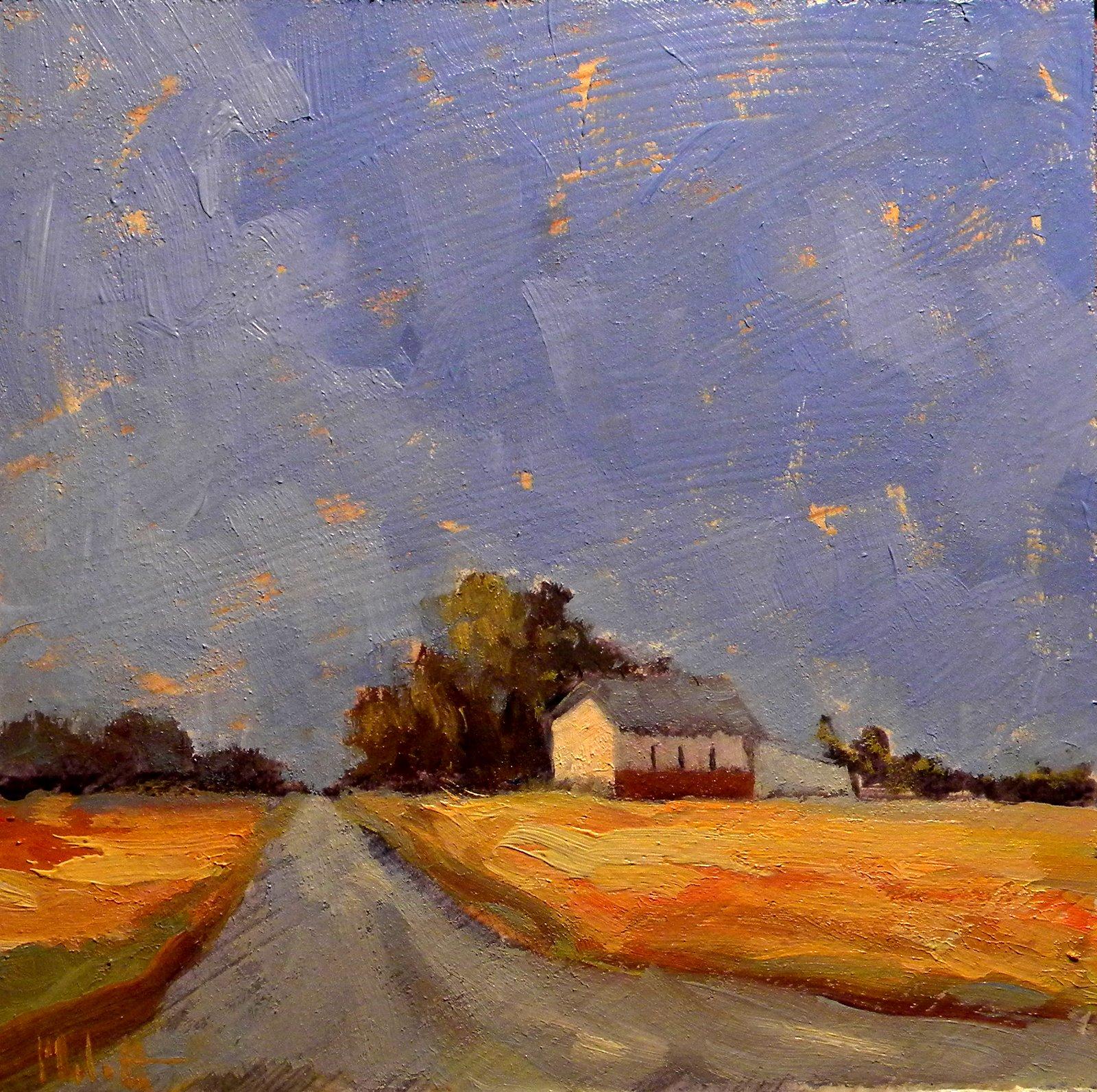 impressionism art landscape - photo #10
