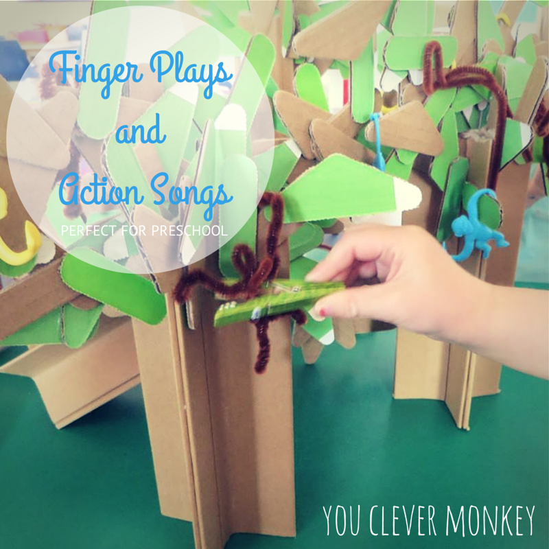 A collection of finger plays and action songs perfect for any early childhood classroom.