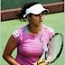 Sania Mirza Professional Indian Tennis Player Hot Photo