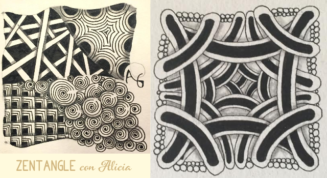 Aprende Zentangle en Madrid