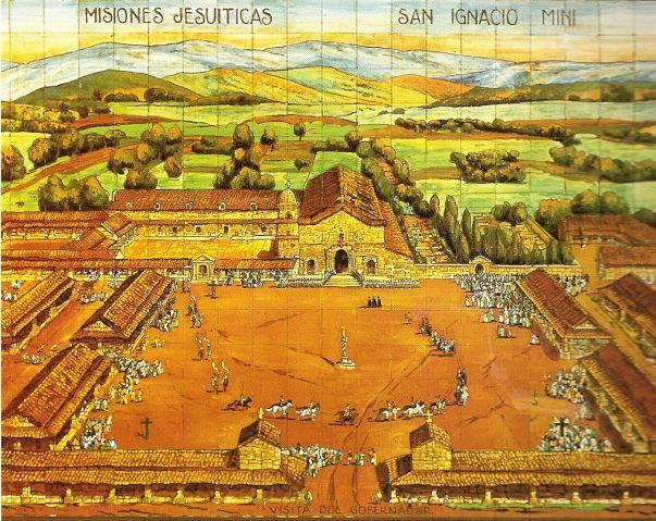 Historia 2 2 los corregimientos y las misiones jesu ticas for Casa musica chile