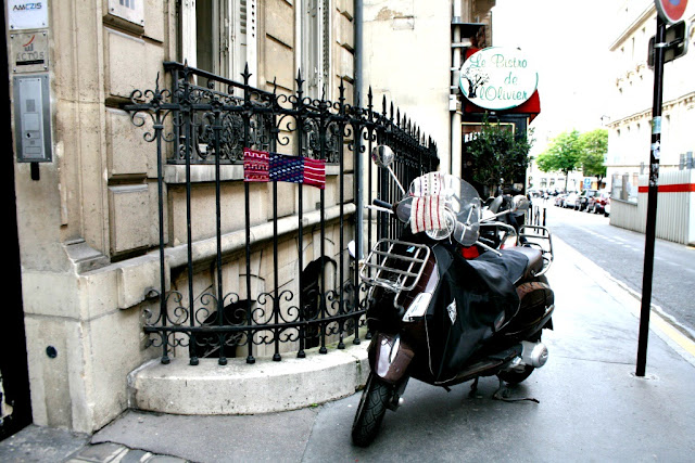 street art paris moto laine comment organiser un yarnbombing
