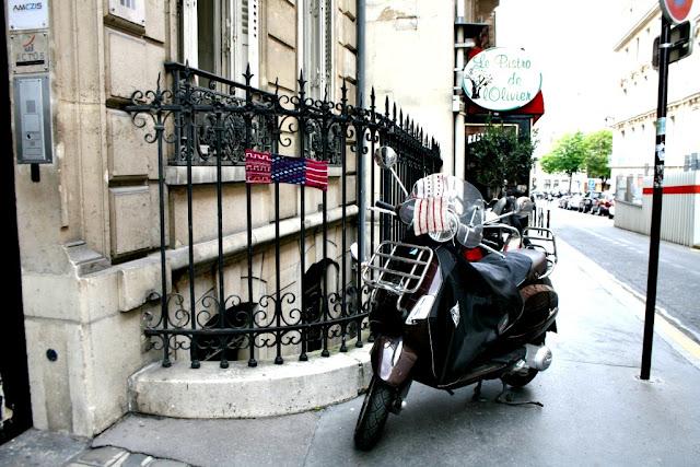 street art paris moto laine comment organiser un yarnbombing