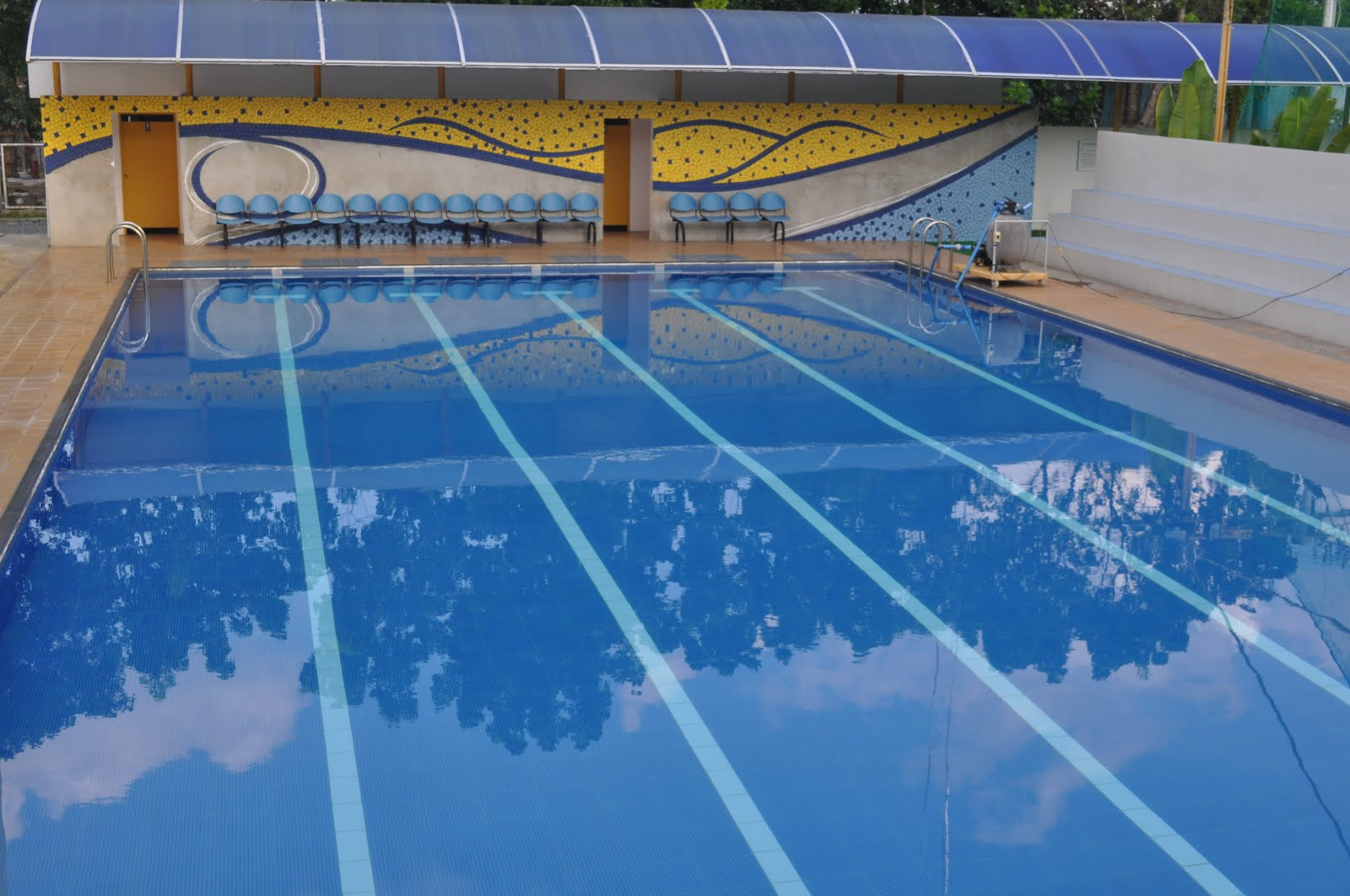 Angeles City And Beyond Cool Swimming Pool