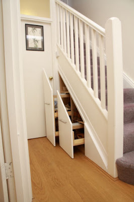 Creative and Clever Under Stair Storage Designs (16) 11