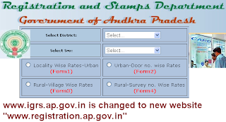 AP Registration and Stamps Department
