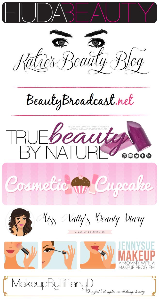 zahraniční blogerky, beauty bloger