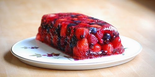 Summer Berry Terrine Recipes — Dishmaps