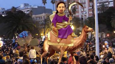La mejor Cabalgata de Reyes Magos 2016