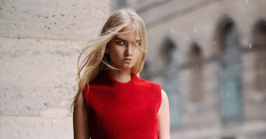 Smile Anna Martynova In S Style Fashion Magazine Canada