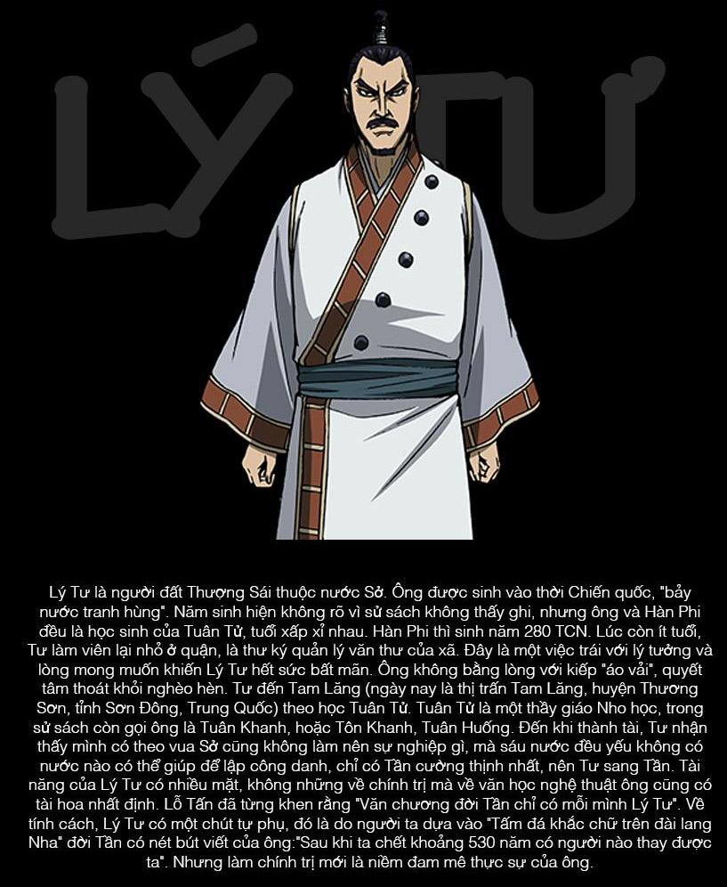 Kingdom – Vương Giả Thiên Hạ chap 494 Trang 2