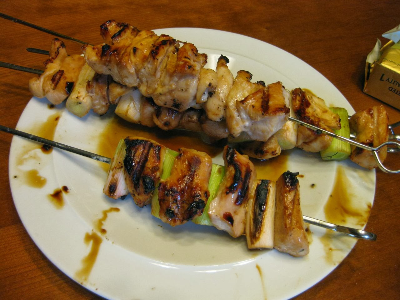 Yakitori (Japanese Grilled Skewered Chicken) Recipe — Dishmaps