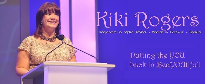 Kiki Rogers - Putting You Back In BeaYOUtiful!