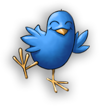 Join me in the Tweet Tweet on Twitter