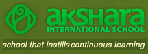 Akshara International School Wakad Logo