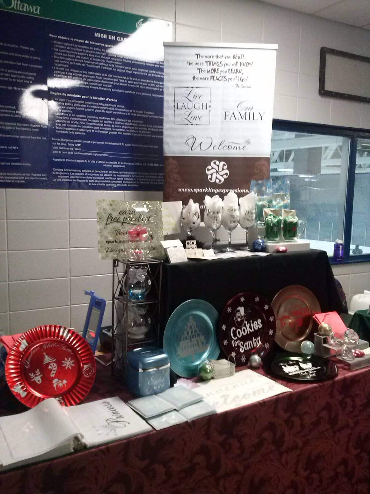 Walter Baker Centre Christmas Craft Show