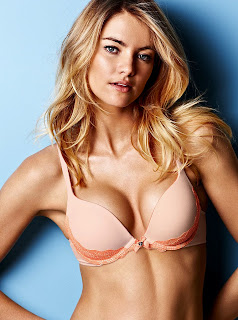 Elyse+Taylor+ +Victoria%2527s+Secret+ +April+2013+%2528MQ%2529+25 Elyse Taylors Sizzling New Victorias Secret Lingerie 2013