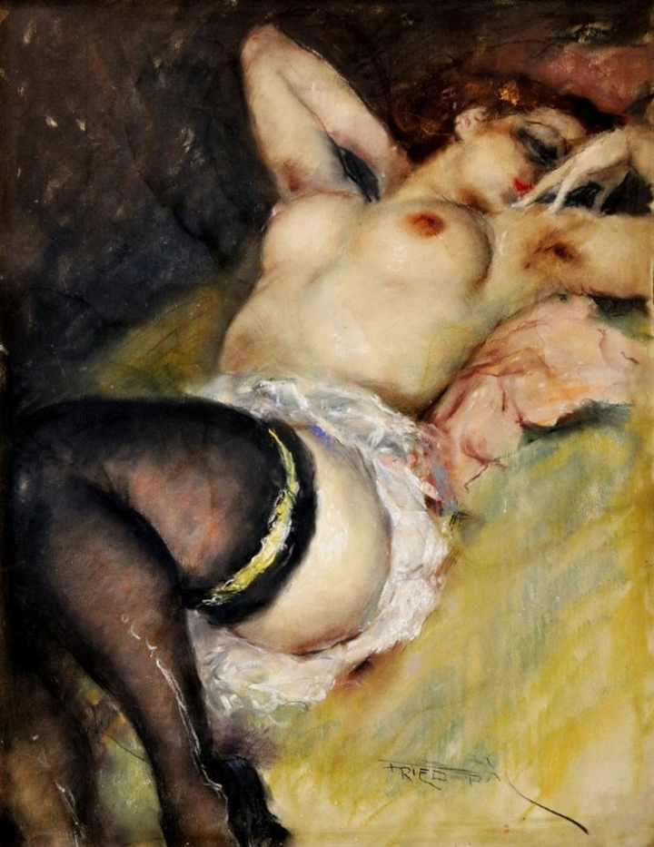 Pál Fried 1893-1976 P%C3%A1l+Fried+1893-1976+-+Hungarian-born+American+painter+%283%29