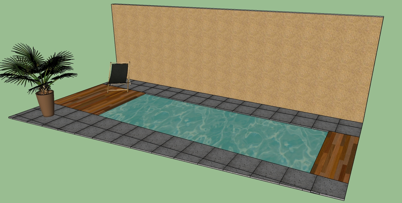 Bassalto piedra artificial idea de mini piscina for Coronacion de piscinas