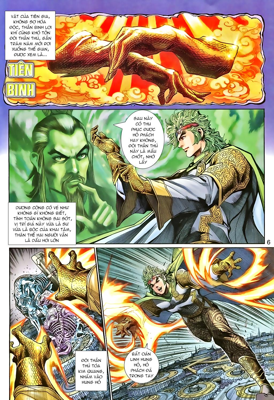 Thần binh huyền kỳ 3 - 3.5 tập 81 - 5