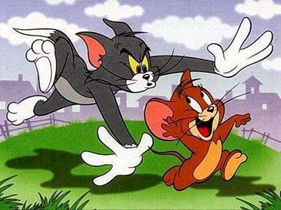 توم و جيري ( القط والفأر ) - وكيف خدعنا الاعلام