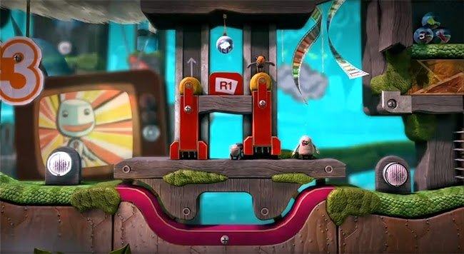 Little Big Planet 3 Screen Shot 1