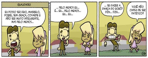 Tirinha do Blog Mentirinhas: MHDM #123