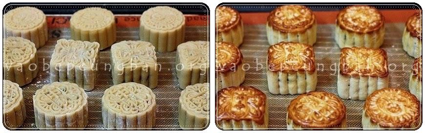 Cách làm bánh trung thu thập cẩm tại nhà cổ truyền dễ làm 3