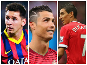 My Top 5 Ballon D'or Contenders. Read Here