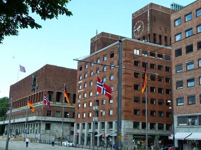 oslo town hall