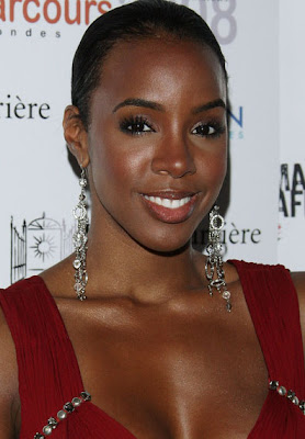 Kelly Rowland Sterling Dangle Earrings