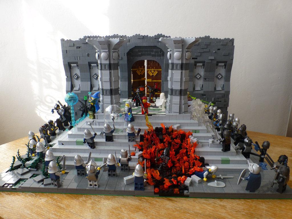 Societ Di Archeologia E Cimeli Inspirational Lego 45
